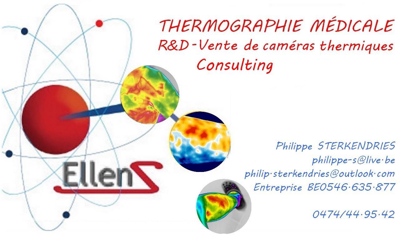 Ellens, services de thermographie infrarouge